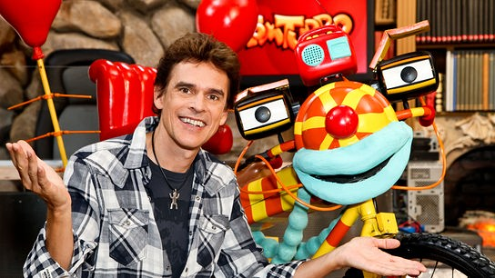 Thomas Brezina und Tom Turbo