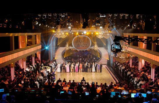 Dancing Stars Generalprobe