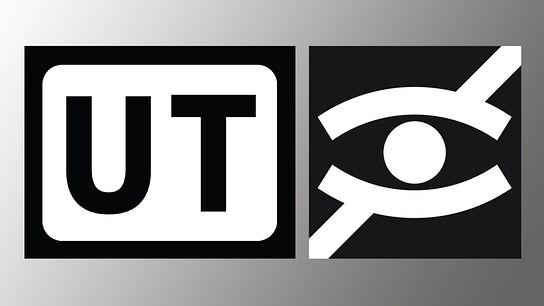Barrierefrei - Logo Hörfilm und Untertitelung