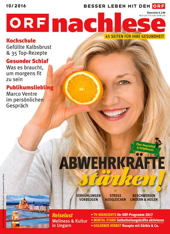 nachlese Oktober 2016: Cover