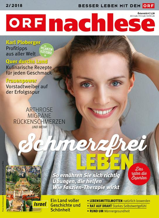 nachlese 2018 Februar: Cover
