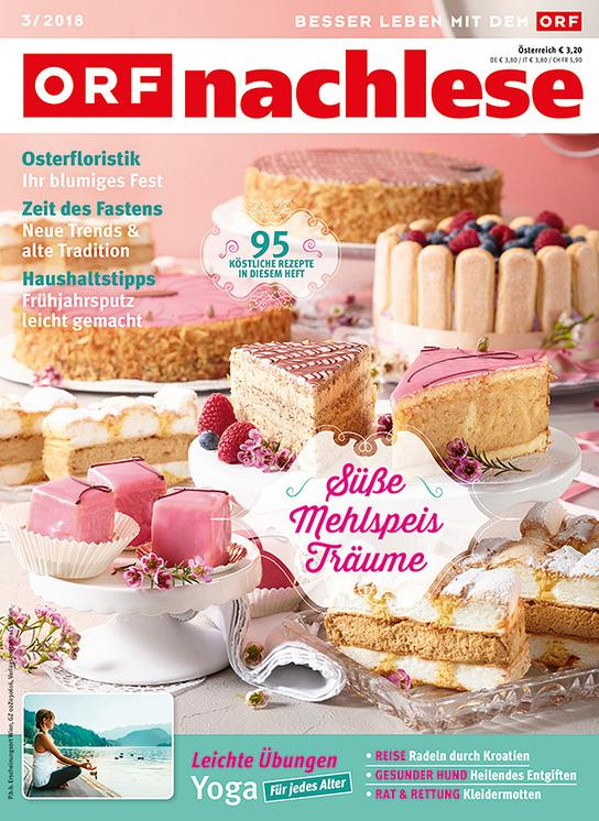 ORF nachlese März 2018: Cover