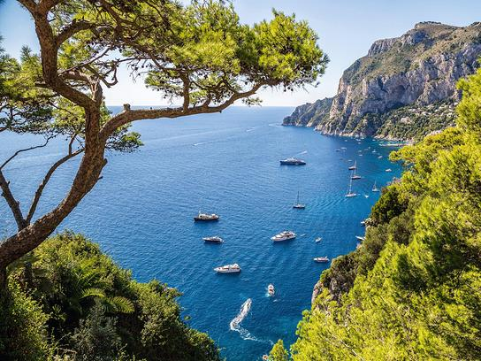 ORF nachlese August 2018: Reise: Capri