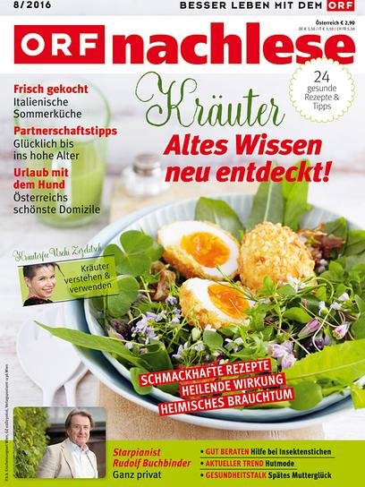 nachlese August 2016: Cover