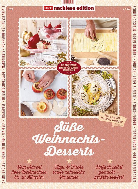 süßes dessert rezept