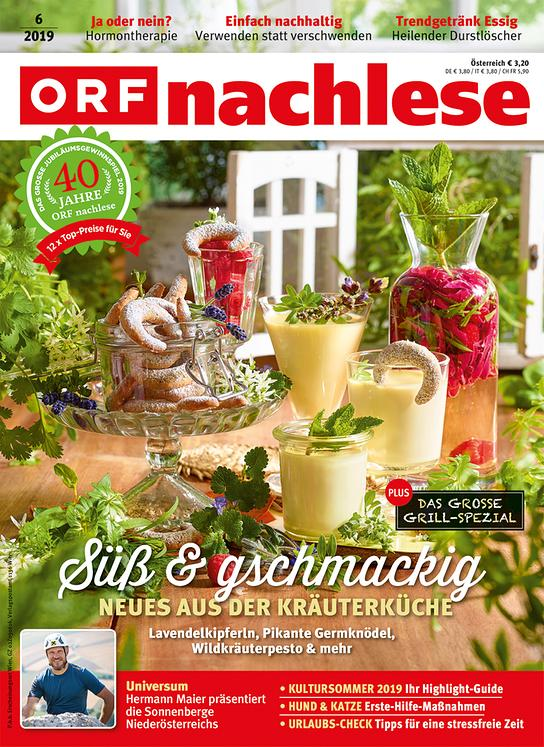 ORF nachlese Juni 2019: Cover