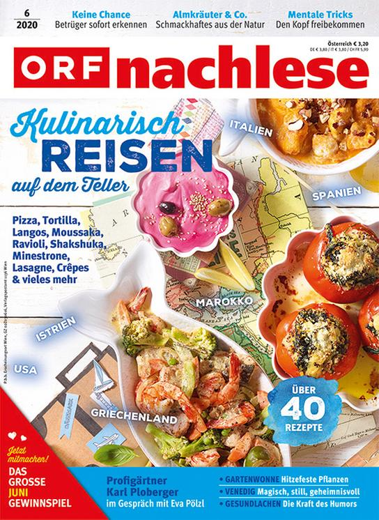 ORF nachlese Juni 2020: Cover