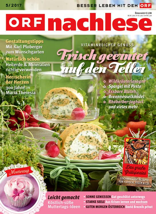 ORF nachlese Mai 2017: Cover