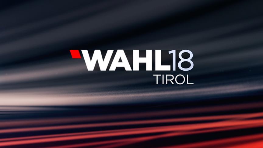 Wahl 18 Tirol - Landtagswahl Tirol