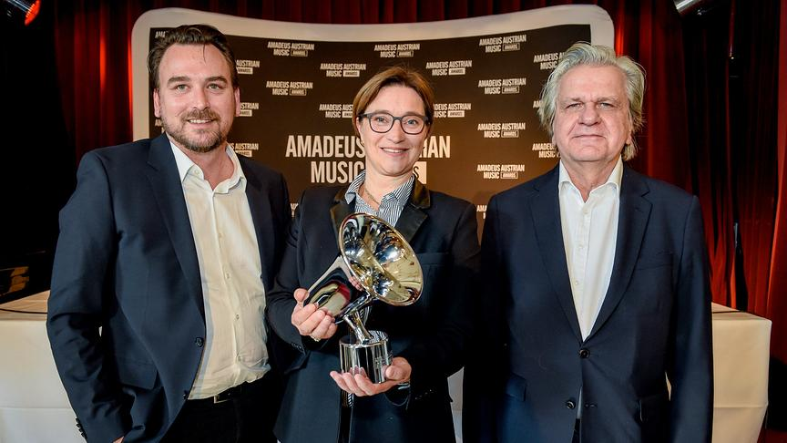 """Amadeus Austrian Music Award 2019"": Verleihung am 25. April live-zeitversetzt in ORF eins"