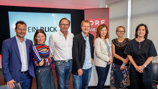 """Neue ORF-Dokumentationsreihe """"Ein.Blick"""" ab 31. August in ORF 2"""