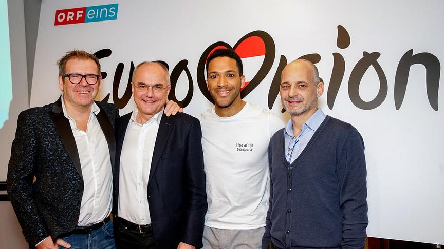 """Nobody but You"": Unser Song für den Eurovision Song Contest"