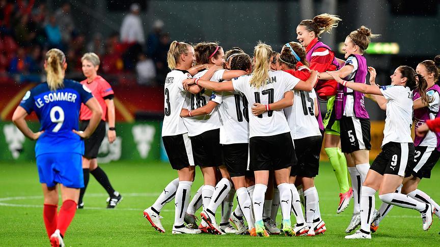 Frauenfußball Em österreich