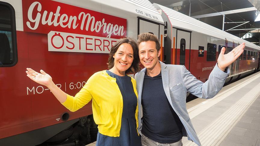 Mit Guten Morgen österreich Und Dem öbb On Board Portal In