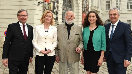 """Klingendes Österreich : """"Kulturjubel – 650 Jahre Österreichische Nationalbibliothek in Wien"""" am 28. April in ORF 2"""