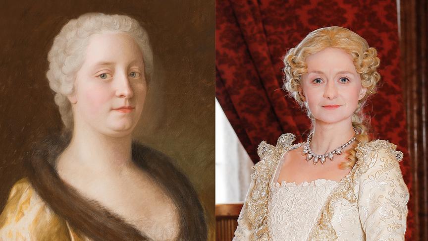 300 Jahre Maria Theresia: Umfassender multimedialer ORF-Programmschwerpunkt präsentiert