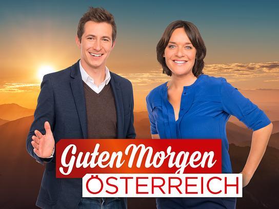 """""""Guten Morgen Österreich"""": Lukas Schweighofer und Eva Pölzl"""