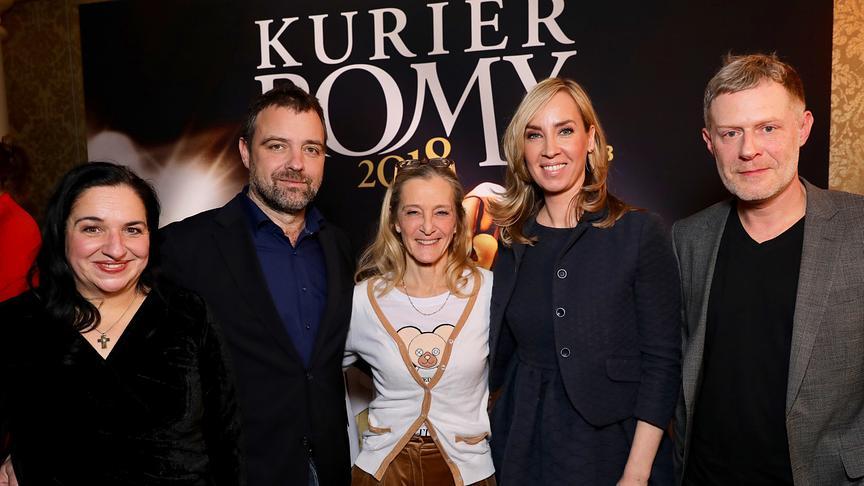 """""""Romy 2018"""": Katharina Straßer und Andi Knoll moderieren die Gala am 7. April in ORF 2"""
