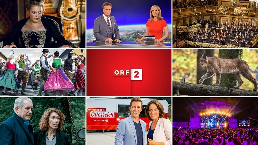 Orf 2 Fernsehprogramm