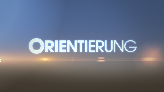 """""""Orientierung"""": Logo"""