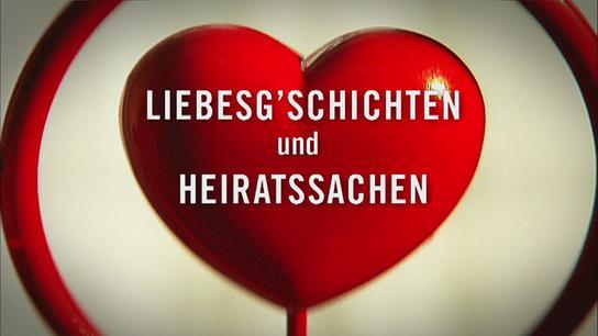 Liebesg'schichten und Heiratssachen - Signation, Logo
