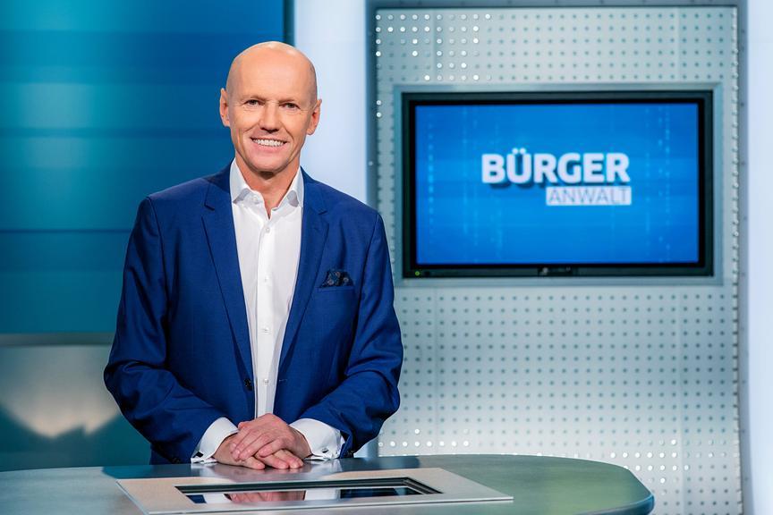 """Peter Resetarits, Moderator von """"Bürgeranwalt"""""""