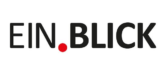 Ein.Blick - Logo