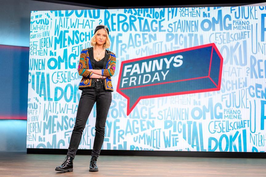 """""""Fannys Friday"""": Fanny Stapf"""