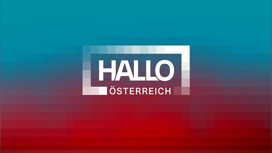 Hallo Österreich - Logo