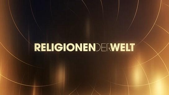 """Das Logo von """"Religionen der Welt"""""""