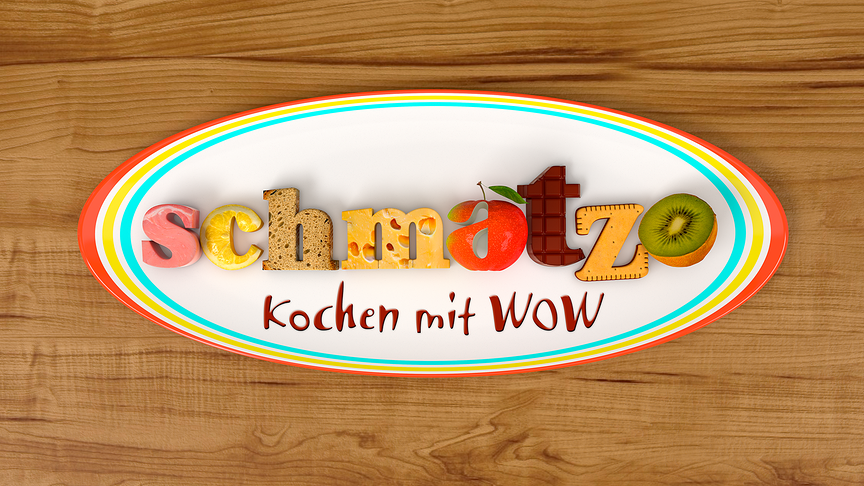 Schmatzo – Kochen mit WOW: Logo