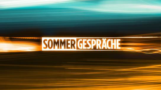 """ORF-TV-""""Sommergespräche"""" 2016 - Logo"""