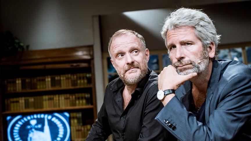 Christoph Grissemann und Dirk Stermann