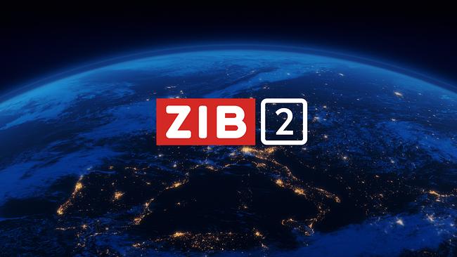 """Das Logo der """"ZIB 2"""""""