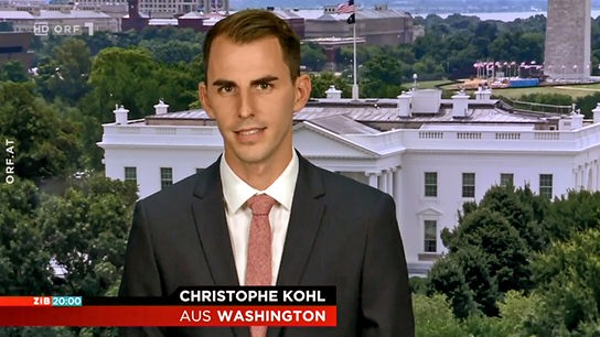 Christophe Kohl aus Washington